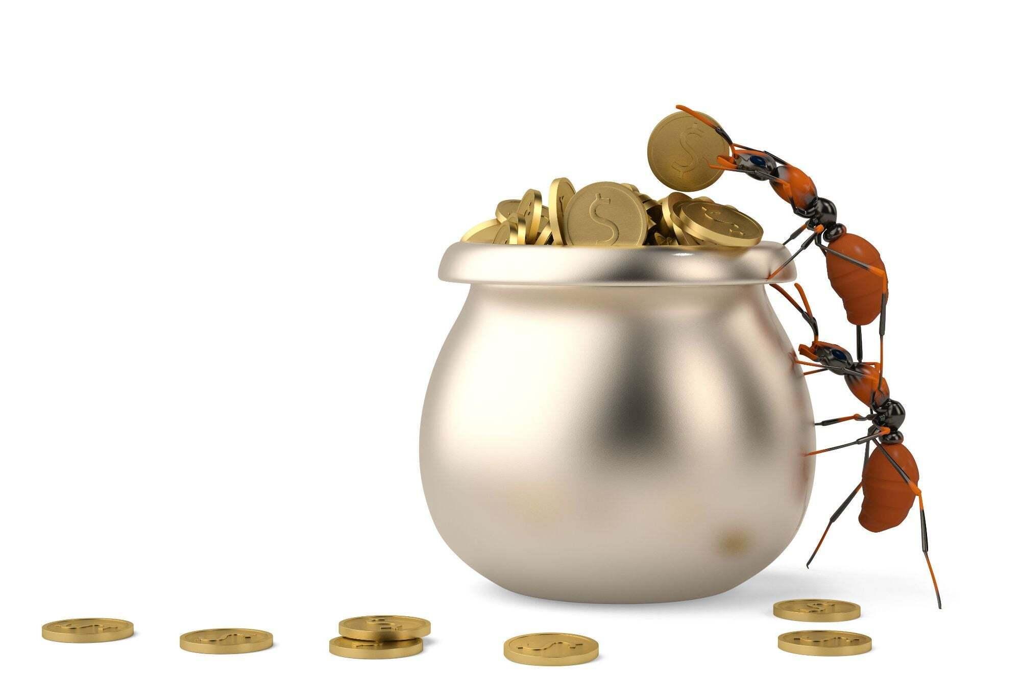 sat, datos bancarios, fondo de ahorro, gastos, gastos hormiga, deducciones, monetizacion, ahorrar,