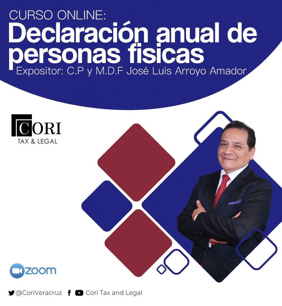 declaracion anual, sat, isr, personas fisicas, infonavit, impuestos,